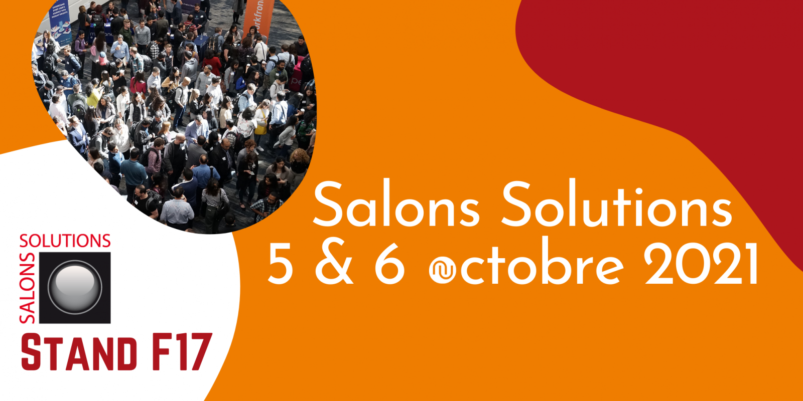 Numen participe aux Salons Solutions 2021