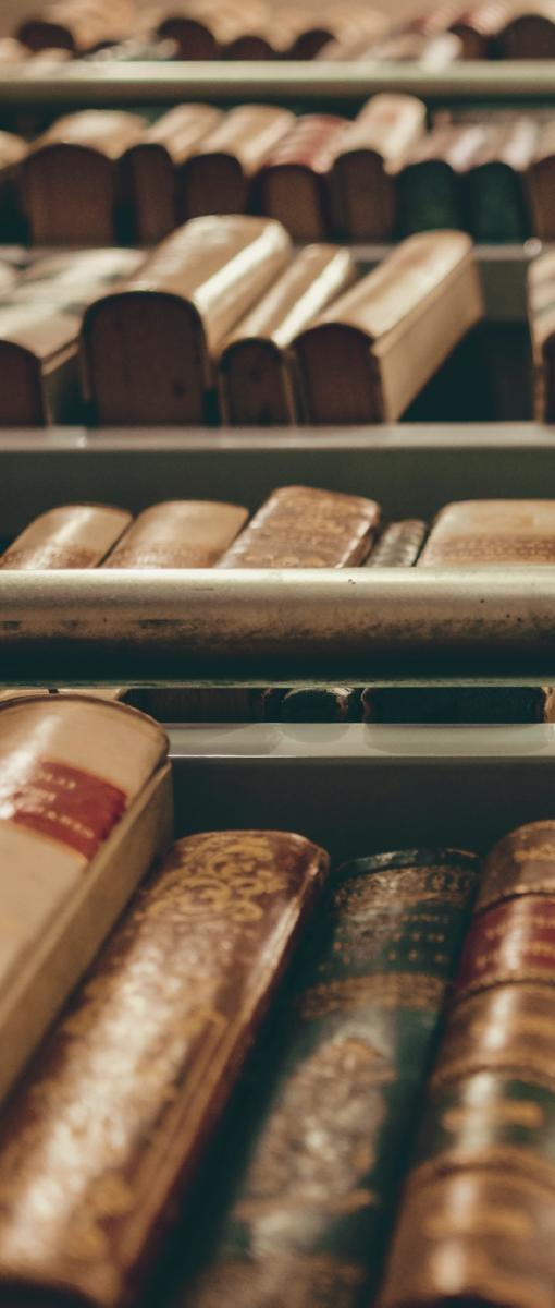 Confiez nous vos documents en toute tranquillité avec Numen Heritage