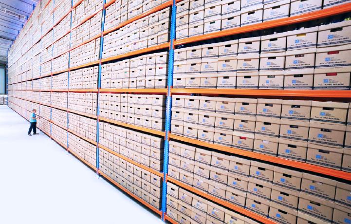 Des solutions de numérisation de documents clés en main avec la numérisation d'archives