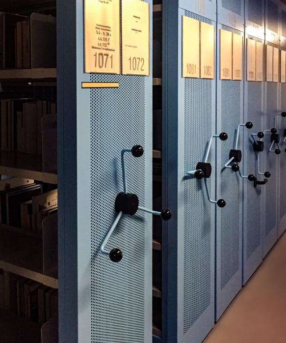 Une prestation de numérisation prise en charge et gérée de bout en bout avec la numérisation d'archives
