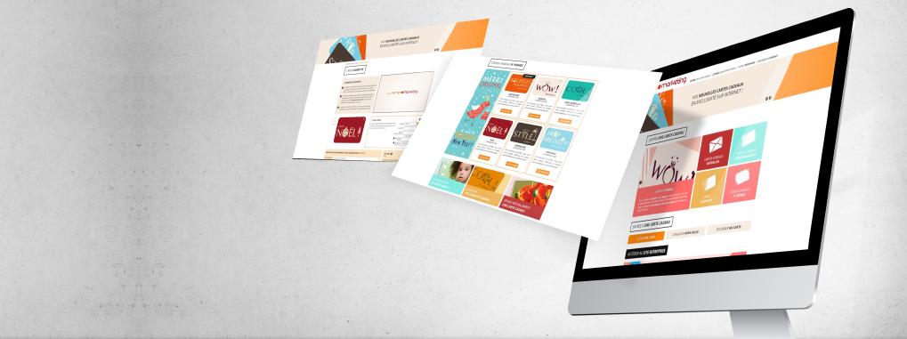Solution e-carte cadeau en marque blanche avec WebGift