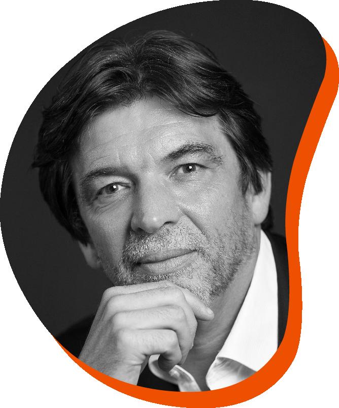 Franck Larue, VP Sales - Production Digitale de Numen