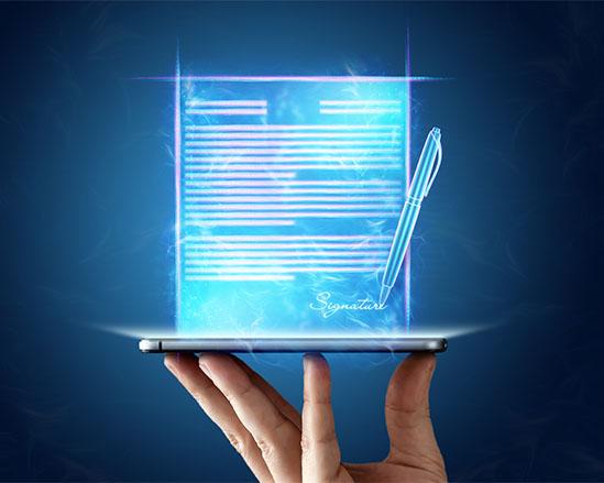 Accélérer vos processus de contractualisation avec l'offre Numen Contractualisation en ligne
